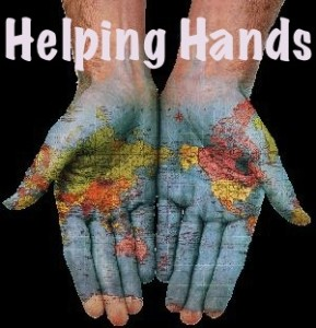 Helping Hands Project Logo