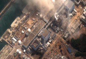 Image of the Daiichi Power Plant