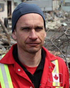 Martin Metz Paramedic Vancouver, BC.